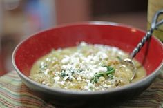 Farro, Cabbage and Lentil Soup