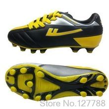 b962b12ba 2014 High Quality Favorable Rubber Sole Durable Soccer shoes for men broken  nail footbal shoes breathable