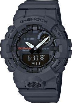 82e2a336180d GBA800-8A - Analog Digital Mens Watches