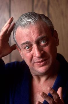 Rodney Dangerfield - I gets no respect!     Comedian, actor: 1921-2004     Great in Caddy Shack!