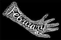 Days And Months, Months In A Year, 12 Months, New Month Wishes, Valentines Illustration, Print Calendar, Sarah J, Scrapbook Designs, Chalkboard Art