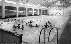 Season Carew swimming pool in the Empty Pool, North East England, North Sea, Old Pictures, Swimming Pools, The Past, Sky, Seasons, History