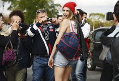 NEWS&Trends 19.4.2016....  Is Street Style to Thank for Cara Delevingne's Meteoric Success?