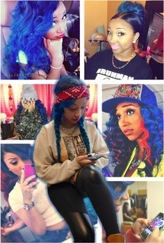 omg girlz test | images of zonnique pullins on tumblr wallpaper