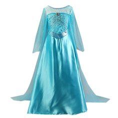 vestidos para niñas con frozen - Buscar con Google