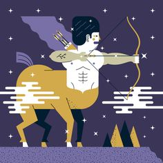 Telegraph Horoscope - Andrew Groves - sagittarius