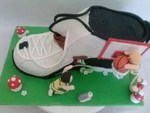 Tarta creativa para comunión o cumpleaños #tartas #repostería