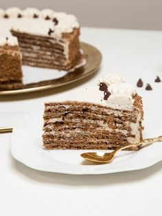 Chocolate-honey Layer Cake Recipe, this is every chocolate lovers dream. Our guest went for seconds and thirds!!