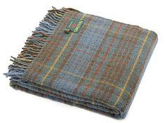 Antique Hunting Stewart tartan picnic blanket wool throw travel rug Tweedmill Textiles http://www.amazon.co.uk/dp/B0050PW80U/ref=cm_sw_r_pi_dp_Qr22wb0P28REX