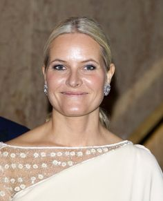 Norwegian Royal Family attended the banquet in honour of the 2015 Nobel Peace Prize Laureates at the Grand Hotel on December 10, 2015 in Oslo, Norway.