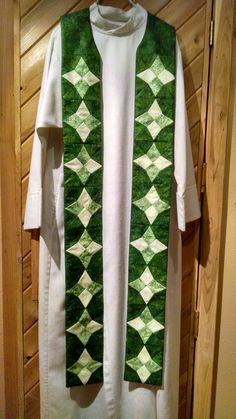 Cross Green $150 https://www.facebook.com/Quiltedwithprayer2