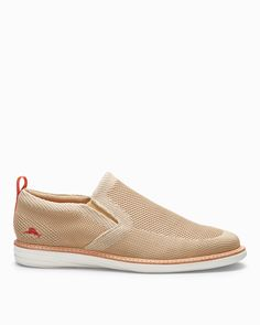 Ruxton Mesh Slip-On Shoes Tommy Bahama, Slip On Shoes, Mesh, Sneakers, Fashion, Slip On Tennis Shoes, Tennis, Moda, Slippers
