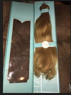 Halocouture Halo Couture 19 Inch Remy Hair Extensions Color  7 Damaged Read! 554688879