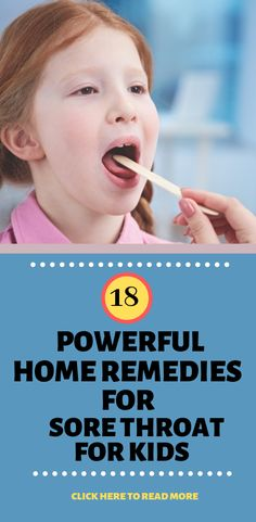 home remedies for sore throat for kids Home Remedies For Sickness, Home Remedies For Fever, Home Remedies For Pimples, Home Remedy For Cough, Cold Home Remedies, Home Remedies For Acne, Natural Home Remedies, Homeopathic Flu Remedies, Herbal Cold Remedies