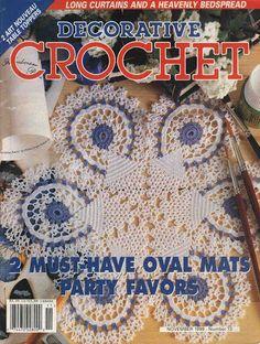 Decorative Crochet Magazines 43 - Gitte Andersen - Веб-альбомы Picasa