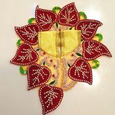 Embroidered dresses by mukutposhak.com
