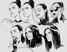 Art by Otto Schmidt * Character Design Inspiration, Otto Schmidt, Character Drawing, Sketches, Character Design, Artist Inspiration, Character Art, Sketch Inspiration, Art Inspiration