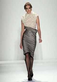 venexiana en fashion week new york 2012 7