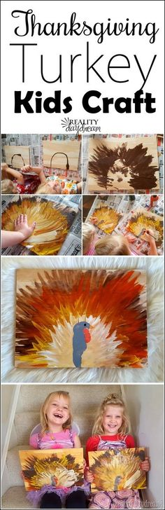 Make a finger paint