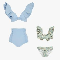 The Best Mommy-and-Me Swimsuits: Bikinis, One-Piece Bathing Suits For Kids and Adults Trendy Swimwear, Swimwear Fashion, Bikini Fashion, Swimsuits For Tweens, Kids Suits, Bikini Ready, Cute Bathing Suits, Photoshoot Inspiration, Bikinis