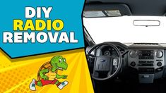 How To Remove Ford F250 Super Duty Radio