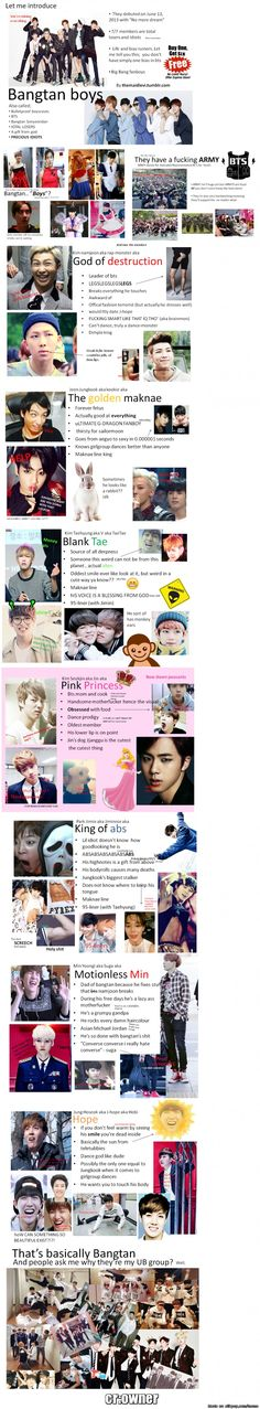 First time with bangtan??? hereee u goooo ^^ | allkpop Meme Center