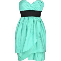 Adam Jenna silk-blend bustier dress ($455) ❤ liked on Polyvore featuring dresses, vestidos, vestiti, blue, structured dress, blue asymmetrical dress, pleated dress, sweetheart neckline dress and draped dress