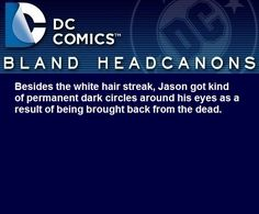 Jason Todd Red Hood cannon fact