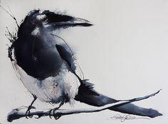 A Bird by Jennifer Kraska, via Flickr