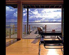 Ocean View Kitchen/ Office/ Master Suite Kitchen Office, Ocean Views, Master Suite, Environment, Windows, School, Master Bedroom, Ramen, Window