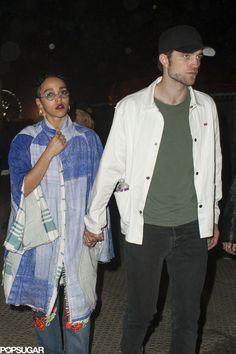 FKA Twigs and Robert Pattinson: Celebrity Couples at Coachella 2015 | Pictures | POPSUGAR Celebrity