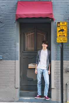 Senior Photography | Downtown Salt Lake City Photography | | Amanda Abel Photography | www.amandaabelphoto.com