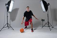 Photoshop Compositing Secrets: Create a Studio Sports Portrait - Tuts+ Design & Illustration Tutorial