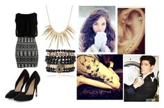 """""""date"""" by fashionbesties ❤ liked on Polyvore featuring Alexis Bittar, Samantha Wills and Sisley"""