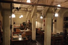 Unique Cabinet War Rooms London