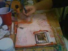 Art Journal Workshop: Layers