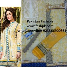 Cresent By Fraz Manan Lawn 2015 Replica Collection