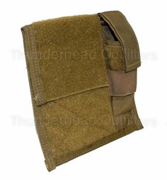 MOLLE MBSS Admin Pouch (Coyote FSBE)