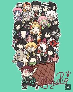 Manga Kimetsu no yaiba ❤️-Kimetsu no Yaiba ❤️❤️ - Wattpad - Wattpad Chibi, Anime Demon, Demon Hunter, Slayer Anime, Demon, Anime Wallpaper, Anime Funny, Manga, Dragon Slayer
