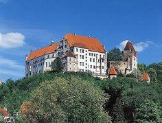 Burg Trausnitz, D-84036 Landshut, Bayern. © Bayerische Schlösserverwaltung