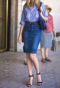 UNIQLO チラシ 2/13 デニムスカート:ありのままで〜パーソナルカラーで個性を魅せませんか?