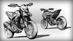 Ducati Hypermotard - Concept - Design