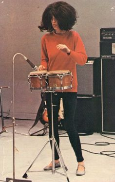 Cindy Wilson of the The B-52's