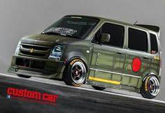 Suzuki 05 Suzuki Wagon R, Suzuki Carry, Kei Car, Suzuki Swift, Mini Trucks, City Car, Go Kart, Custom Cars, Cars And Motorcycles