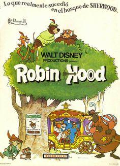 Robin Hood - 1973