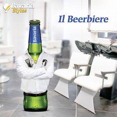 Dacci un taglio, bevi Bavaria!