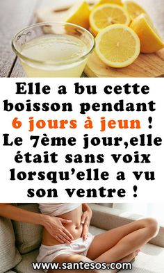 Hun drak denne drink i 6 dage på tom mave! Health And Wellness, Health Tips, Health Fitness, Help Losing Weight, How To Lose Weight Fast, Weight Loss Drinks, Weight Loss Tips, Workouts For Teens, Workout Regimen