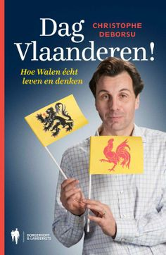 Fascinating to read about Flanders-Wallonia from a Wallon point of view!