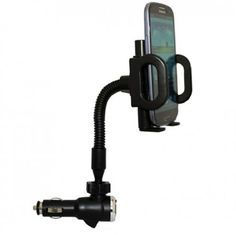 Fonus Universal Rotating Car Mount Lighter Socket Dock Holder with Charging USB Port for Samsung Galaxy Prevail, Galaxy Exhilarate, Transform M920, Dart, Double Time, Galaxy Note, Flight 2 A927, Repp, Brightside, Google Nexus S by Fonus. Save 50 Off!. $19.95. Phone Holder Series provide safe and secure solution for your PDA Smartphone or any handheld, devices. Slide arms of the holder can be adjusted for universal fitting of a desired device. A USB charging port allows you to charge yo...