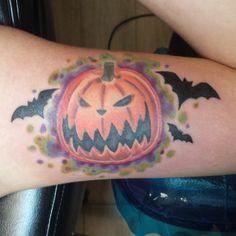 #pumpkin #tattoo